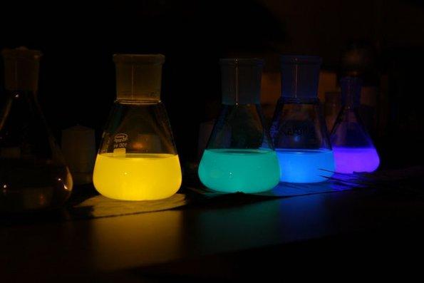 Chemiluminiscenční barvičky