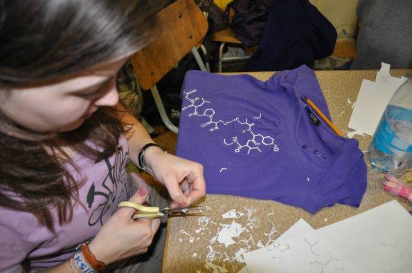 Výroba trička